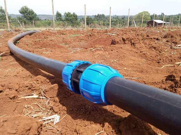 HDPE pipes and fittings for irrigation